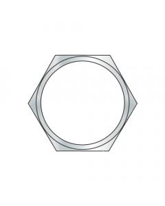 """1/8-27 x 1/8"""" (1/2"""" AF) Hex Panel Nuts / Zinc (Quantity: 2000)"""