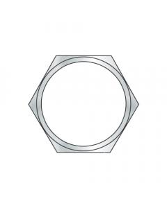 Hex Panel Nuts 3/8-32 x 7/16 (OD) x 3/32 (Thickness), Steel, Zinc Plating, (QUANTITY: 2000)
