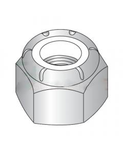12-28 Light Hex Standard / NM Nylon Insert Locknuts / 316 Stainless Steel (Quantity: 5000 pcs)