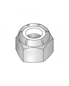 9/16-18 Light Hex Standard / NE Nylon Insert Locknuts / 316 Stainless Steel (Quantity: 750 pcs)