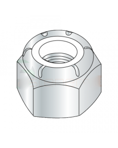 1-14 Light Hex Standard / NE Nylon Insert Locknuts / Steel / Zinc (Quantity: 50 pcs)