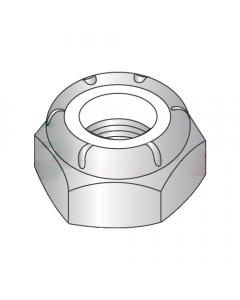 12-28 Light Hex / Thin / NTM Nylon Insert Locknuts / 316  Stainless Steel (Quantity: 5000 pcs)