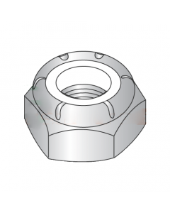 5-40 Light Hex / Thin / NTM Nylon Insert Locknuts / 316  Stainless Steel (Quantity: 5000 pcs)