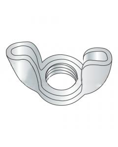4-40 Stamped Wing Nuts / Steel / Zinc (Quantity: 2,000 pcs)