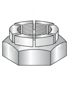 7/16-14 Heavy Hex Thin Height Flex Locknuts / Steel / Cadmium (Quantity: 250 pcs)