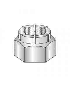 1-12 Full Height Flex Locknuts / Steel / Cadmium (Quantity: 25 pcs)