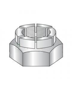 7/8-14 Thin Height Flex Locknuts / Steel / Cadmium (Quantity: 1)
