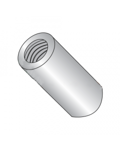 """1/4"""" OD Round Standoffs (Female-Female) / 4-40 x 1/4"""" / Stainless Steel / Outer Diameter: 1/4"""" / Thread Size: 4-40 / Length: 1/4"""" (Quantity: 500 pcs)"""