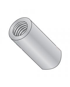 "3/16"" OD Round Standoffs (Female-Female) / 4-40 x 1/4"" / Aluminum / Outer Diameter: 3/16"" / Thread Size: 4-40 / Length: 1/4"" (Quantity: 1,000 pcs)"