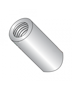 "1/4"" OD Round Standoffs (Female-Female) / 4-40 x 1/4"" / Aluminum / Outer Diameter: 1/4"" / Thread Size: 4-40 / Length: 1/4"" (Quantity: 1,000 pcs)"