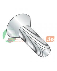 """10-24 x 1"""" Full Trilobe Thread Forming Screws / Phillips / Flat Head / Steel / Zinc (Quantity: 6,000 pcs)"""