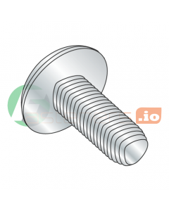"""1/4-20 x 1/2"""" Full Trilobe Thread Forming Screws / Phillips / Truss Head / Steel / Zinc (Quantity: 5,000 pcs)"""