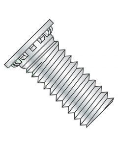 "4-40 x 1"" Self Clinching Studs / Steel / Zinc (Quantity: 10,000 pcs)"