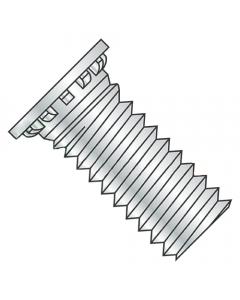 "1/4-20 x 3/8"" Self Clinching Studs / Steel / Zinc (Quantity: 10,000 pcs)"