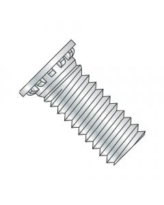 M6-1.0 x 26 mm Self Clinching Studs / Steel / Zinc (Quantity: 1,000 pcs)