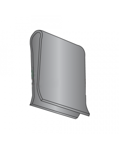 C20285-017-4 Tinnerman Style U-Type Speed Clips / No Hole / Steel / Black Phosphate (Quantity: 2,000 pcs)
