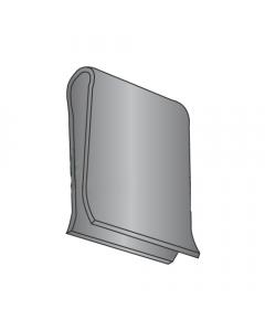 C5207-014-4 Tinnerman Style U-Type Speed Clips / No Hole / Steel / Black Phosphate (Quantity: 2,000 pcs)