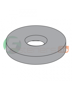 """5/8"""" Dock Washers / Steel / Plain / Outer Diameter: 2.993"""" - 3.020"""" / Thickness Range : .230"""" - .280"""" (Quantity: 50 Lbs, about 105 pcs)"""