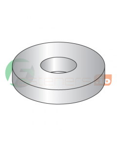 """1/2"""" x 2 1/2"""" Fender Washers / 18-8 Stainless Steel / Outer Diameter: 2 1/2"""" / Thickness Range : .051"""" - .080"""" (Quantity: 500 pcs)"""