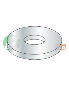 """1/4"""" x 1 3/4"""" Fender Washers / Steel / Zinc / Outer Diameter: 1 3/4"""" / Thickness Range : .051"""" - .080"""" (Quantity: 50 Lbs, about 1,100 pcs)"""