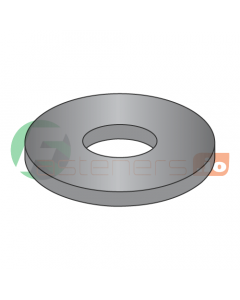 """#10 x 1"""" Fender Washers / Steel / Black Oxide / Outer Diameter: 1"""" / Thickness Range : .051"""" - .080"""" (Quantity: 50 Lbs, about 3,500 pcs)"""