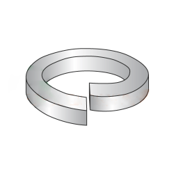 M5 Split Lock Washers / 18-8 Stainless Steel / DIN127B / Outer Diameter: 9.2 mm / Thickness: 1.2 mm (Quantity: 10,000 pcs)