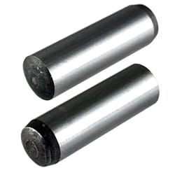 M20 x 140mm Dowel Pins DIN 6325  / Alloy Steel / Bright Finish (Quantity: 10 pcs)