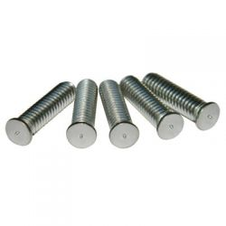 #8-32 x 3/4 Flanged Capacitor Discharge (cd) Welding Studs (Stainless Steel ), Quantity: 5000 pieces