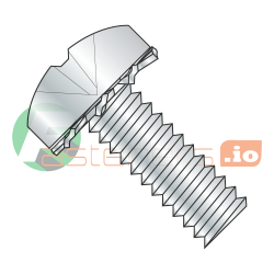 M3-0.5 x 16 mm SEMS Screws / External Tooth Washer / Phillips / Pan Head / Steel / Zinc / ISO7045 (Quantity: 4,000 pcs)