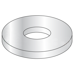 "MS15795-811 / .312"" Mil-Spec Flat Washers / 300 Series Stainless Steel / ID: 0.312 / OD: 0.734 / Thk: 0.065 / DFAR Compliant (Quantity: 2,500 pcs)"
