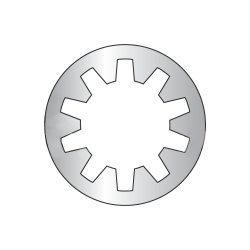 """MS35333-78 / 1/2"""" Mil-Spec Internal Tooth Lock Washers / 410 Stainless Steel / DFAR Compliant (Quantity: 1,000 pcs)"""