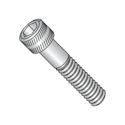 "NAS1351C412 / 1/4-28 x 3/4"" Mil-Spec Socket Head Cap Screws / 300-Series Stainless Steel / DFAR Compliant (Quantity: 200 pcs)"