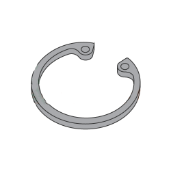"2.312"" Internal Style Retaining Rings / Steel / Black Phosphate (Quantity: 200 pcs)"