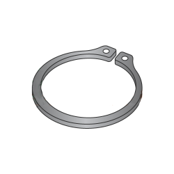 "2.312"" External Style Retaining Rings / Steel / Black Phosphate (Quantity: 200 pcs)"