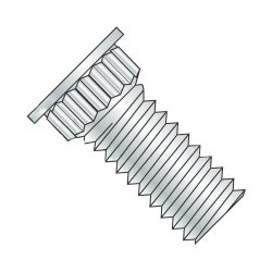 8-32 x 5/8 Broaching-Type Clinch Studs / Phosphor Bronze / Electro-Tin (Quantity: 3,000 pcs)