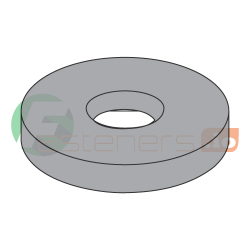 """1"""" Dock Washers / Steel / Plain / Outer Diameter: 3.240""""-3.280"""" / Thickness Range : .230"""" - .280"""" (Quantity: 50 Lbs, about 95 pcs)"""