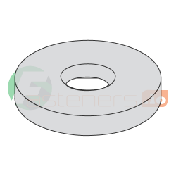"""1"""" Dock Washers / Steel / Hot Dip Galvanized / Outer Diameter: 3.240""""-3.280"""" / Thickness Range : .230"""" - .280"""" (Quantity: 50 Lbs, about 95 pcs)"""