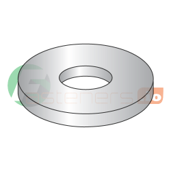 "7/8"" x 2 1/2"" Fender Washers / 316 Stainless Steel / Outer Diameter: 2 1/2"" / Thickness Range : .051"" - .080"" (Quantity: 100 pcs)"
