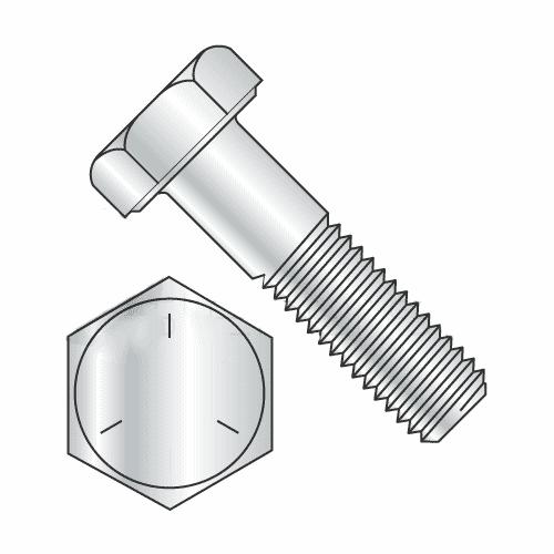 Length: 50mm Metric - Coarse Thread Metric Zinc Plating Partially Threaded Thread Size: M8 Metric Steel Metric Class 8.8 M8-1.25 x 50mm Hex Head Cap Screws Quantity: 100 pcs